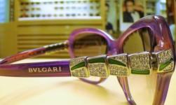 Bulgari: occhiali e Serpenti