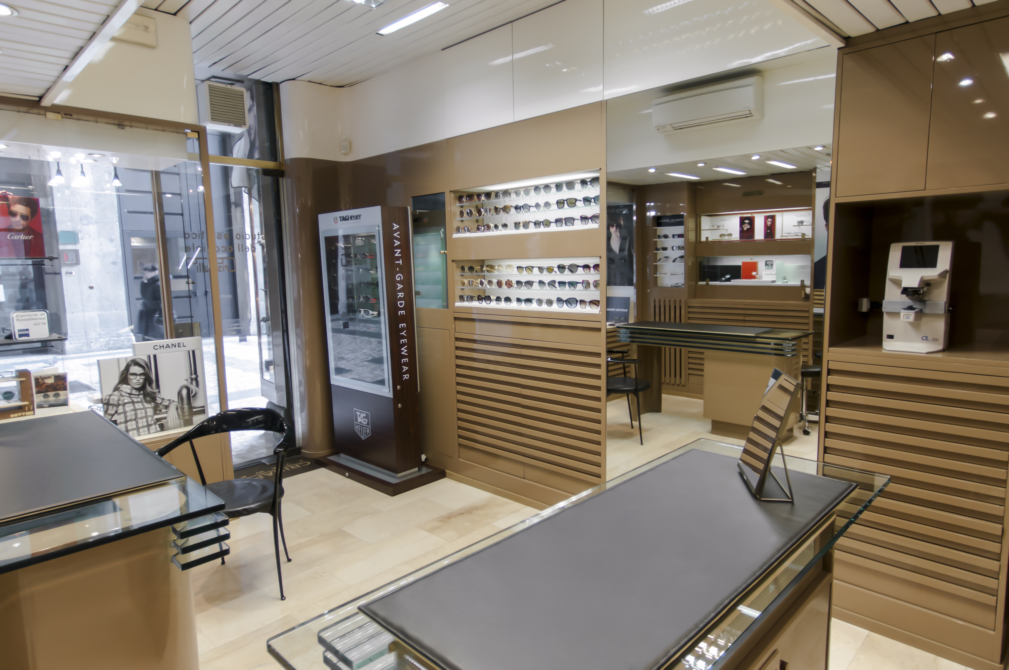 Crisafulli Eyewear - Milano