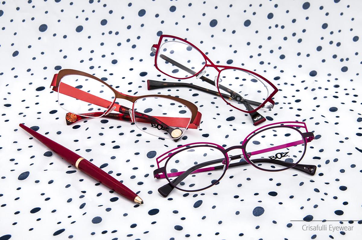 Crisafulli Eyewear - BOZ - Occhiali da vista