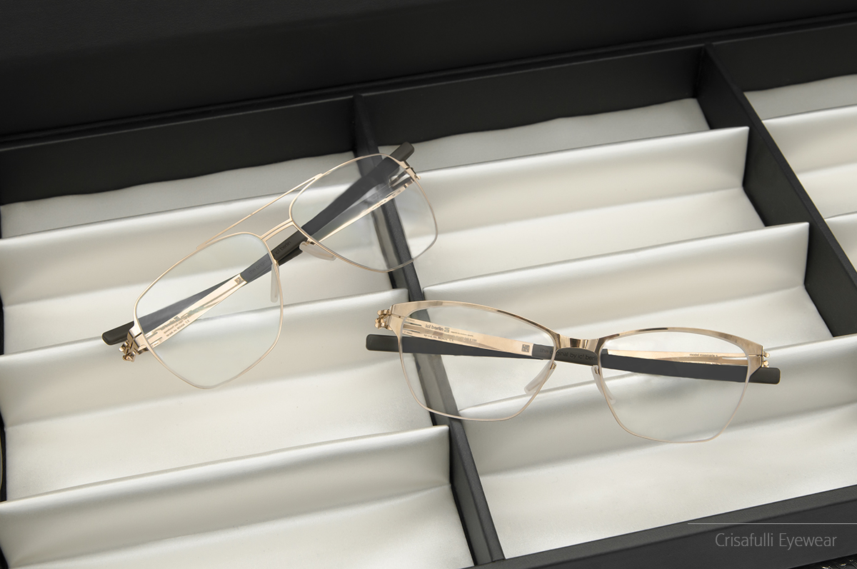 Crisafulli Eyewear - ic! berlin - Francesca M. e Rosemarie S.