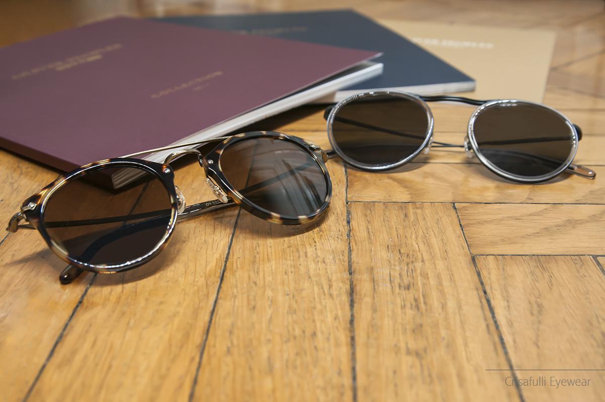 Crisafulli Eyewear - Oliver Peoples - OV5349/S e OV1219/S