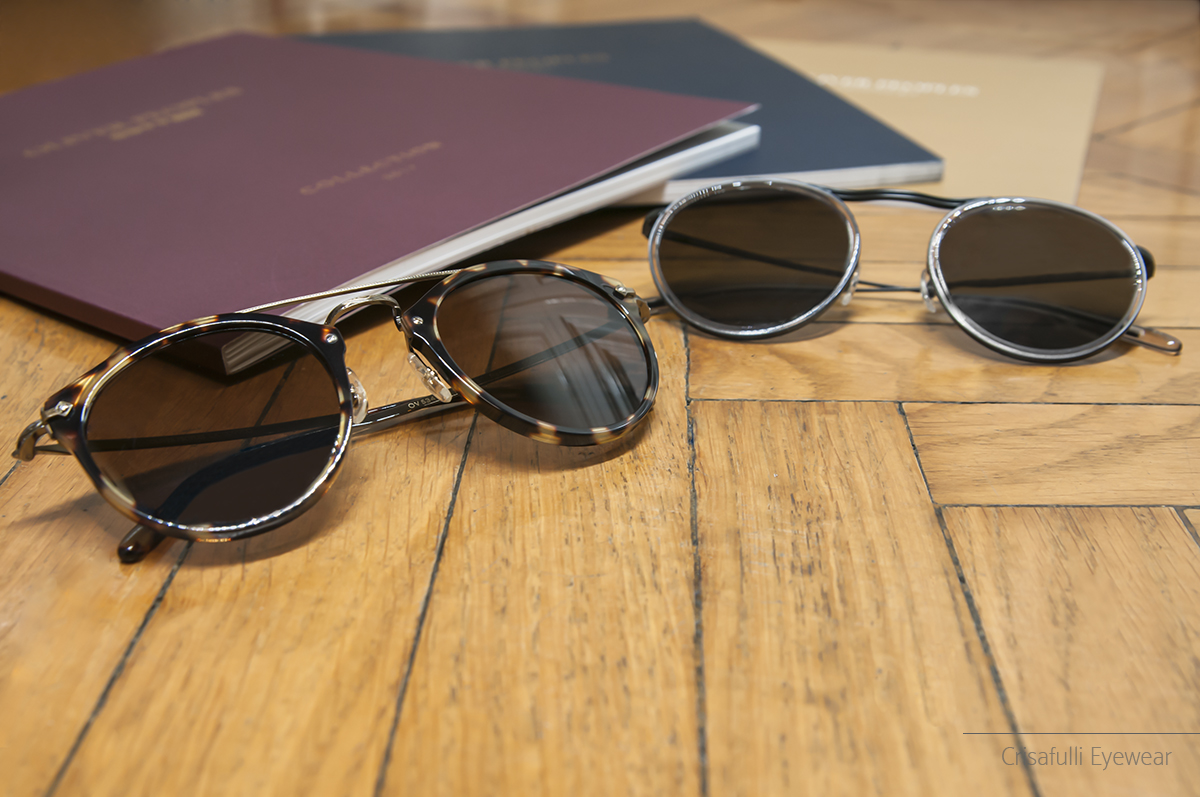 Crisafulli Eyewear - Oliver Peoples - Sunglasses