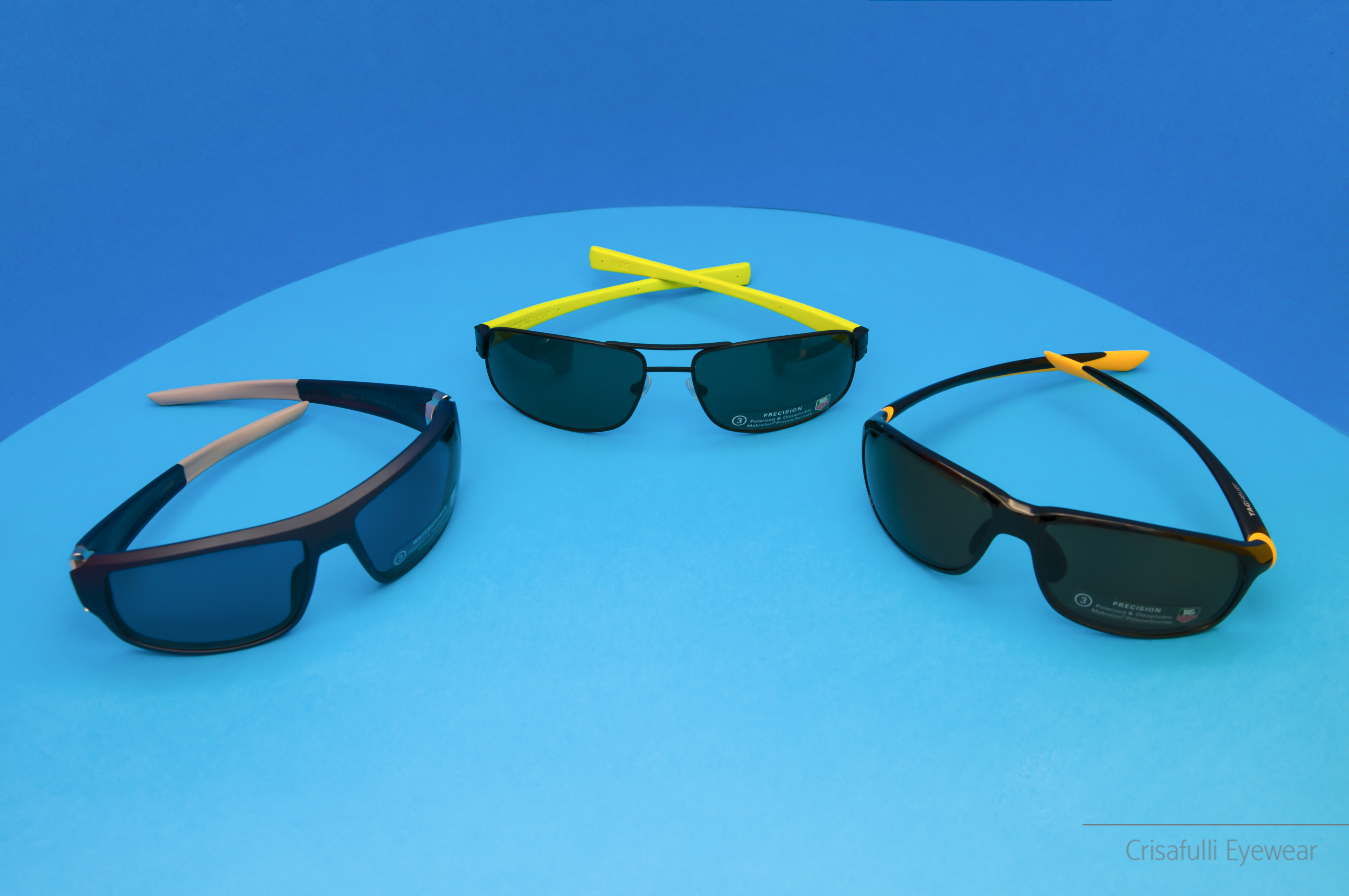 Crisafulli Eyewear - STARCK - Sunglasses