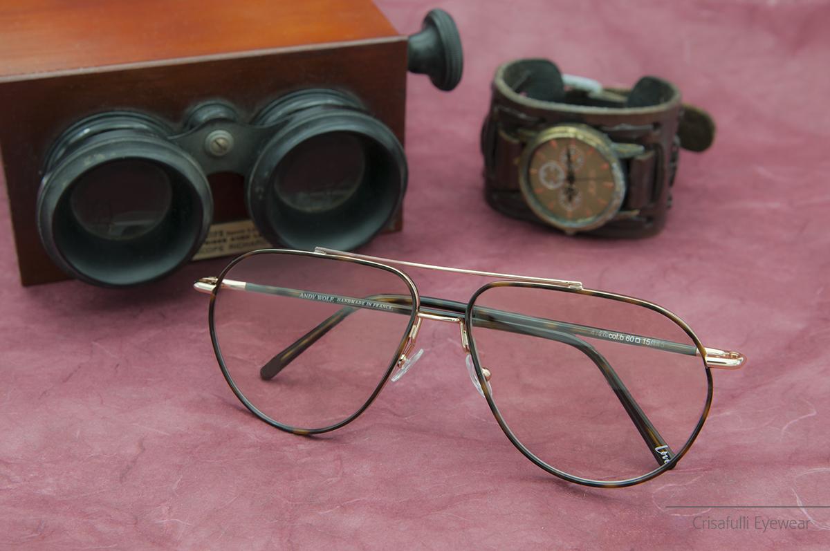 Crisafulli Eyewear - Andy Wolf - 4726