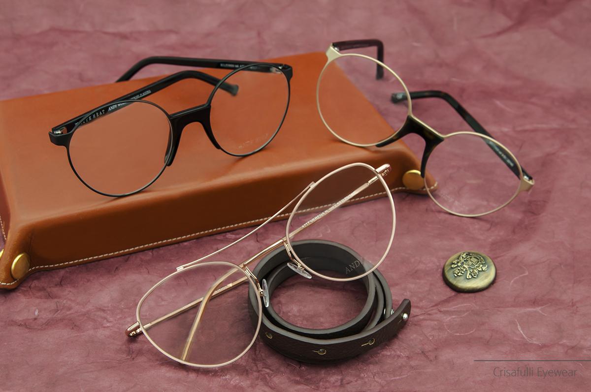 Crisafulli Eyewear - Andy Wolf - Occhiali da vista