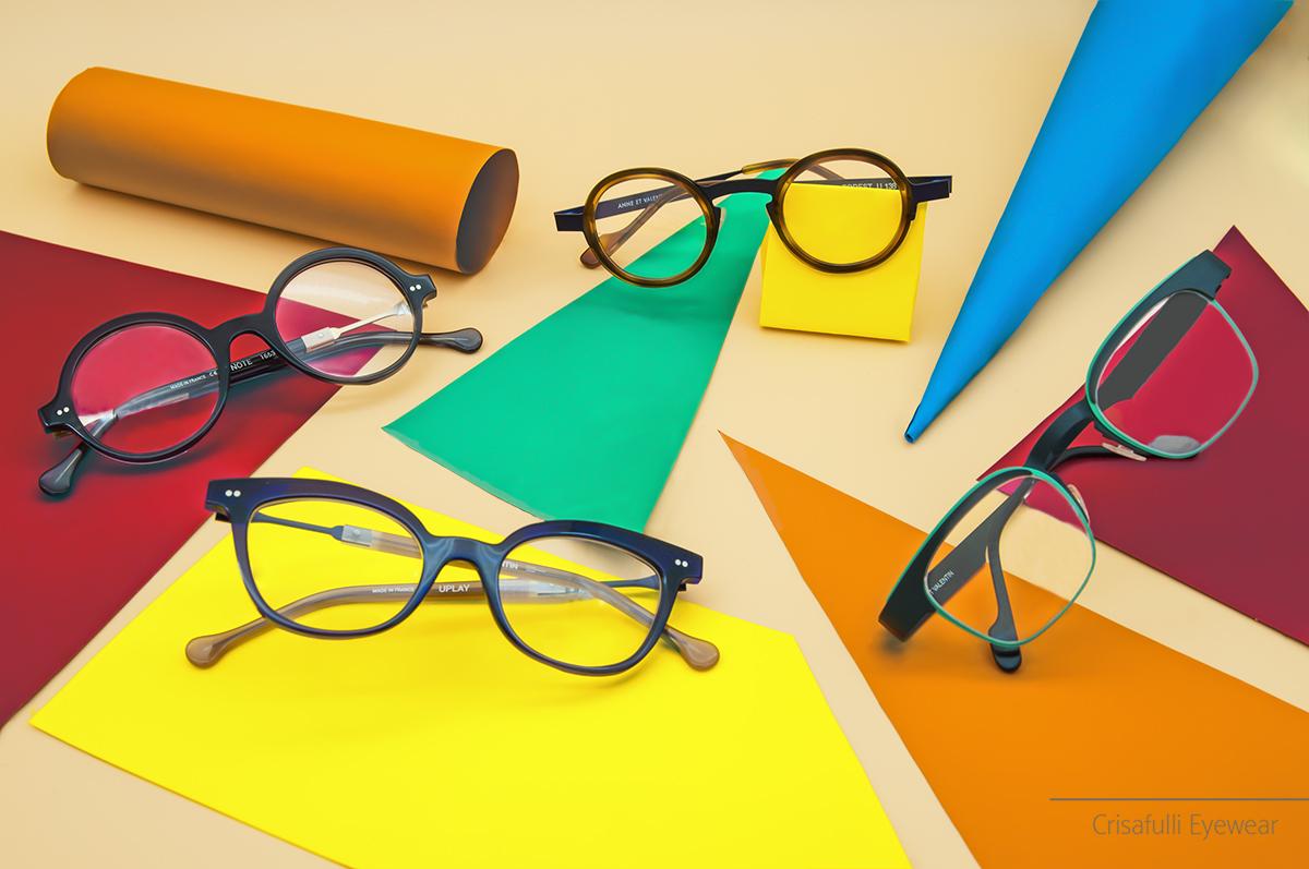 Crisafulli Eyewear - ANNE & VALENTIN - Occhiali da vista