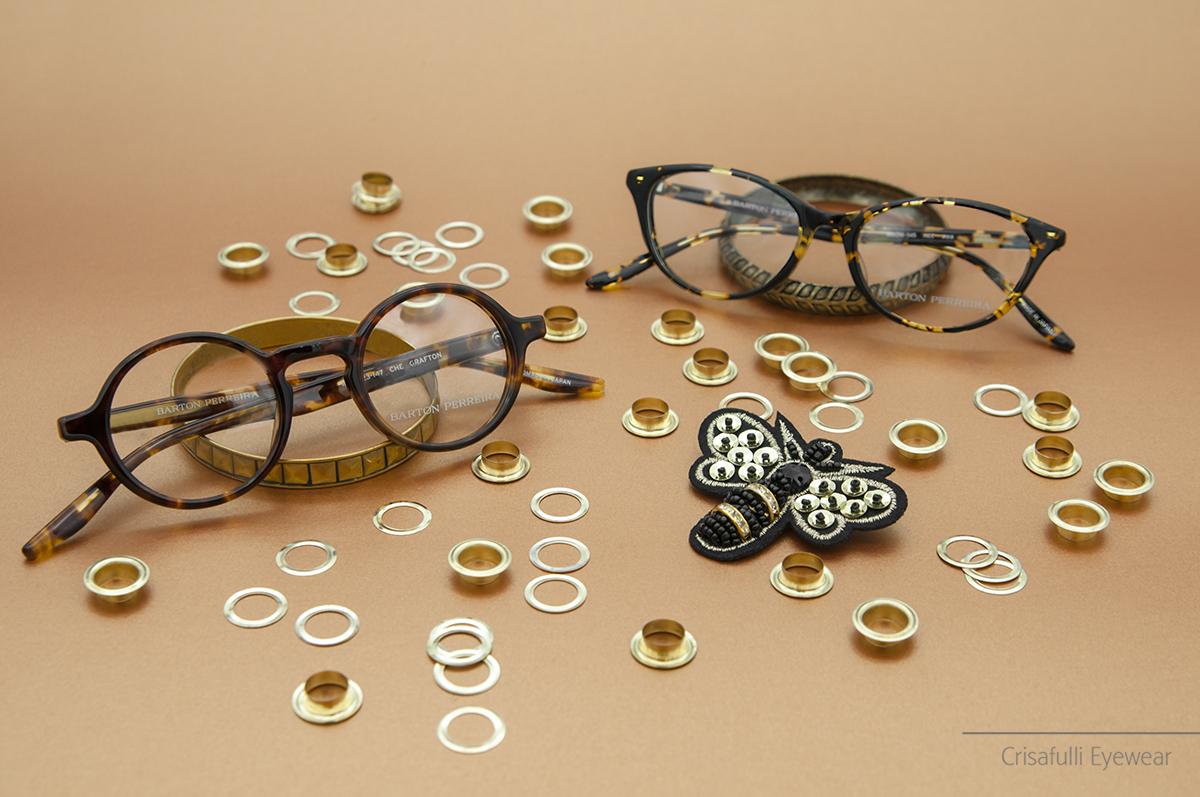 Crisafulli Eyewear - BARTON PERREIRA - Occhiali da vista