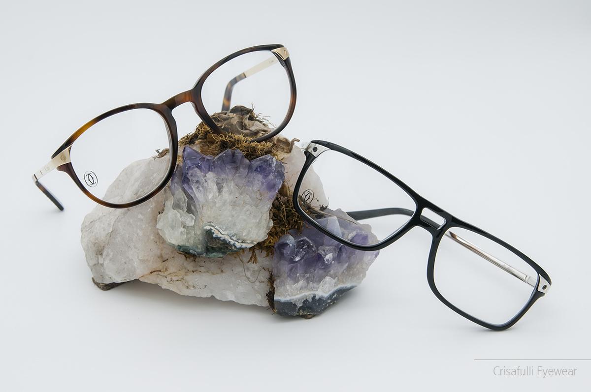 Crisafulli Eyewear - Cartier Lunettes - Occhiali da vista