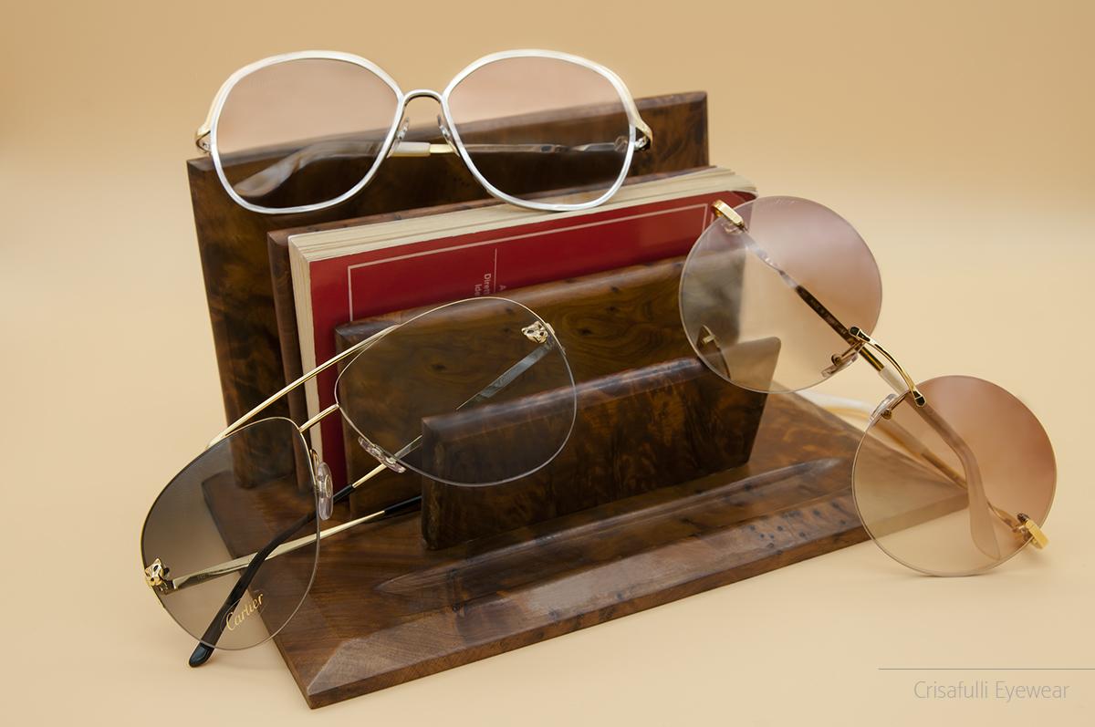 Crisafulli Eyewear - Cartier Lunettes