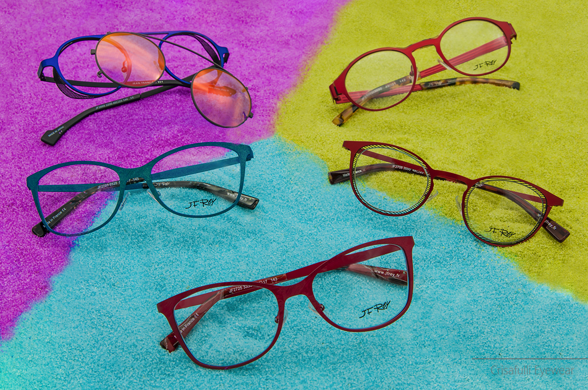 Crisafulli Eyewear - J. F. REY - Occhiali da vista