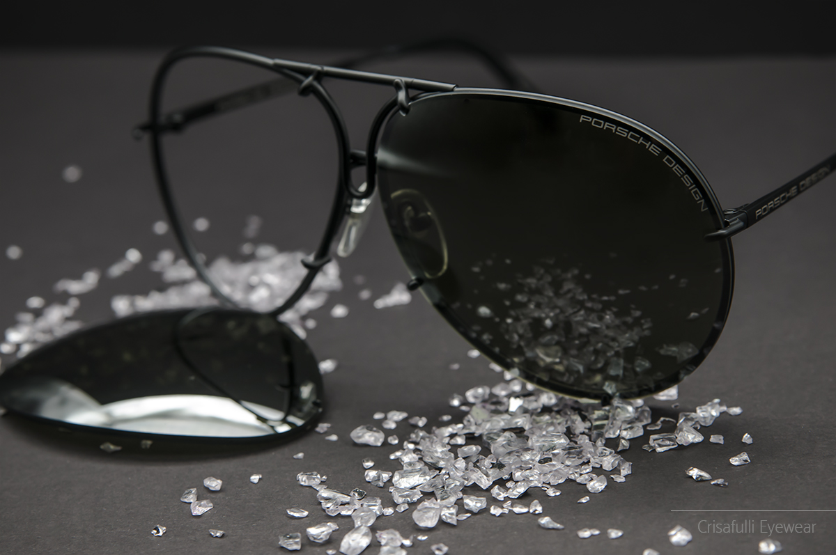 Crisafulli Eyewear - Porsche Design - P8478