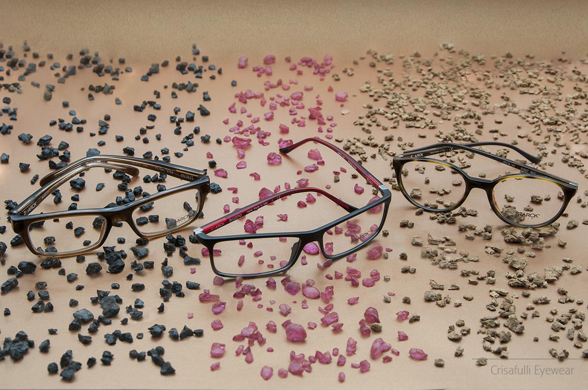 Crisafulli Eyewear - STARCK - Occhiali da vista
