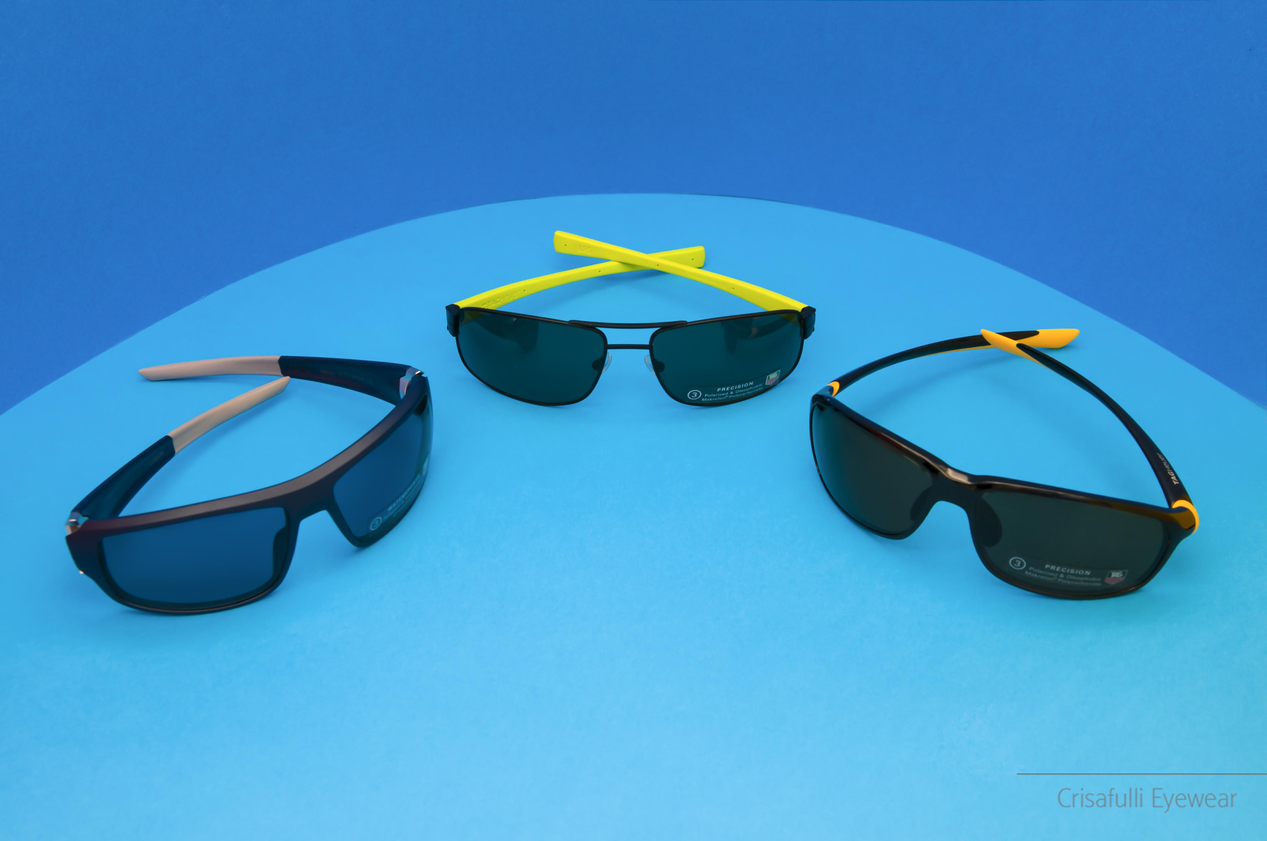 Crisafulli Eyewear - Tag Heuer - RACER 9221, 251 e 6022