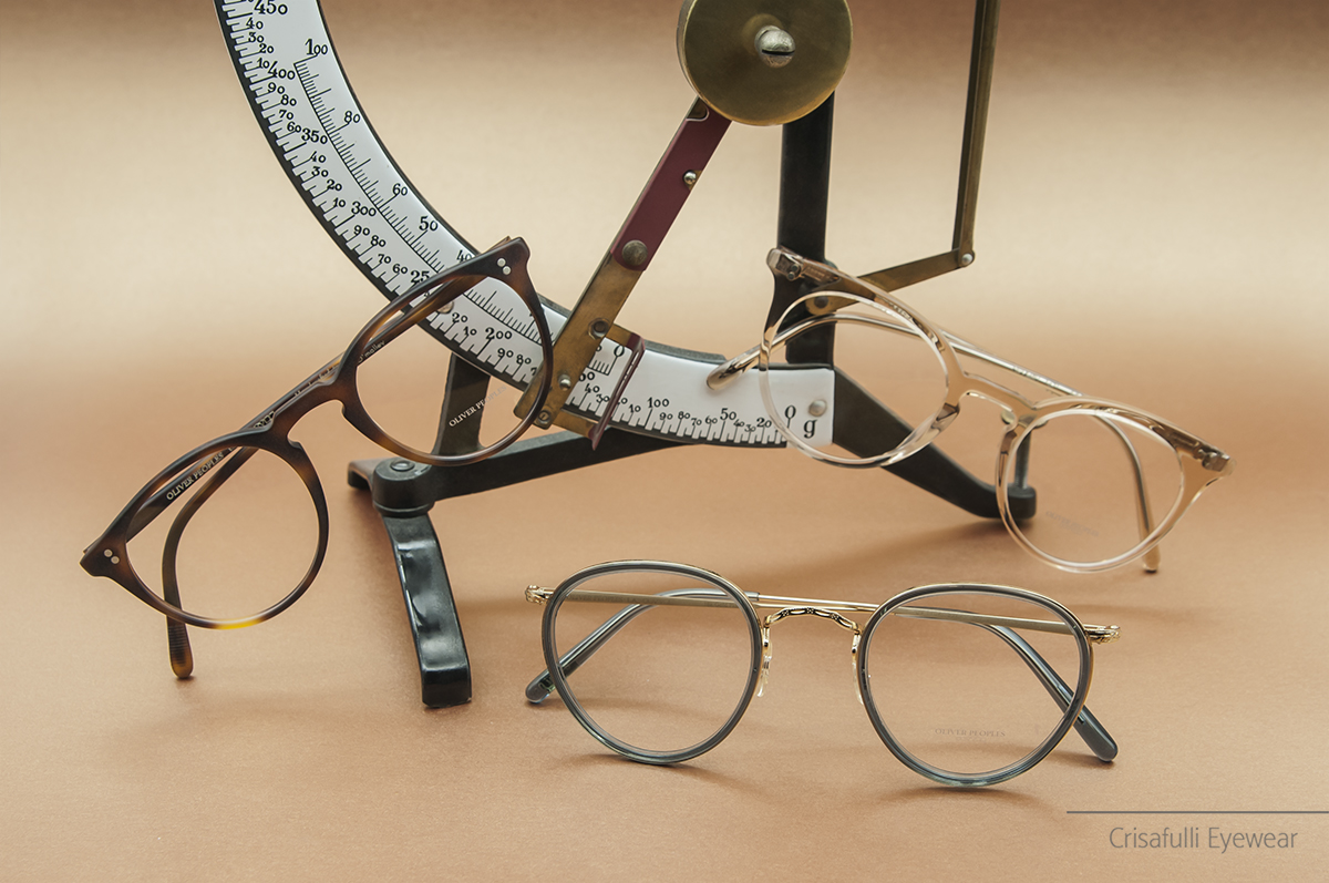 Crisafulli Eyewear - Oliver Peoples